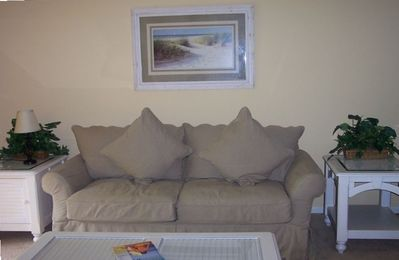 Port Royal villa rental - SOFA and Table