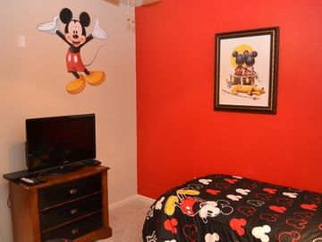 "Kids will love this room with a 32"" tv, cable and DVD p plus their own Bathroom!"