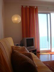 Canico apartment photo - Sea view from the sofa