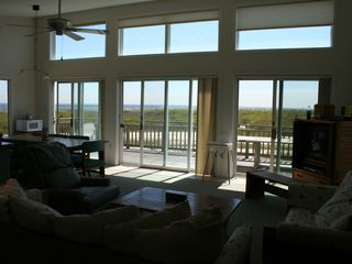View from great room - Barnegat Light house vacation rental photo