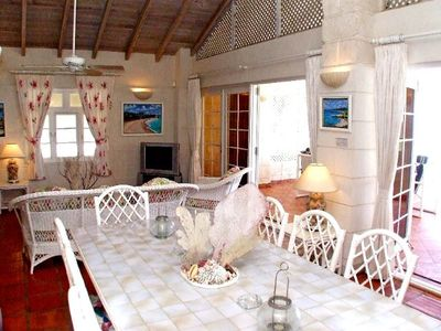 Long Bay villa rental