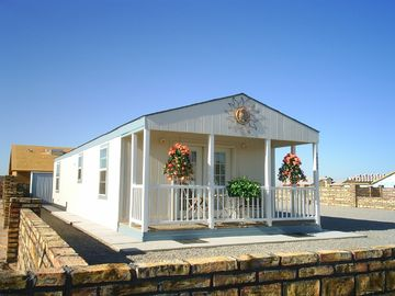 Yuma cottage rental - Front of Home