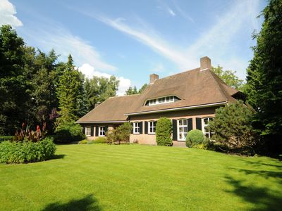 group home with sauna, spacious garden and adjacent forest in Gemert