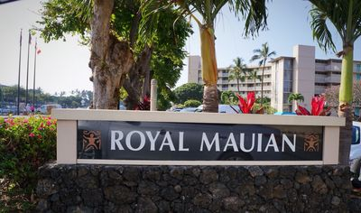 Luxury at the Royal Mauian