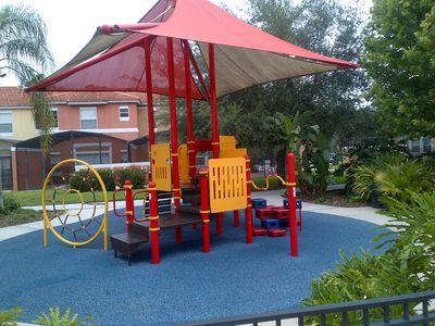Play Structure, right next to Clubhouse pool area, and very close to townhouse