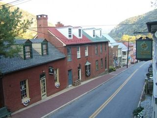 Harpers Ferry house photo - Front of building
