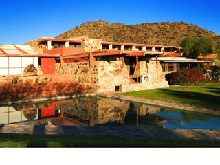 Chandler condo photo - Experience the genius of Frank Lloyd Wright at Taliesin West in Scottsdale