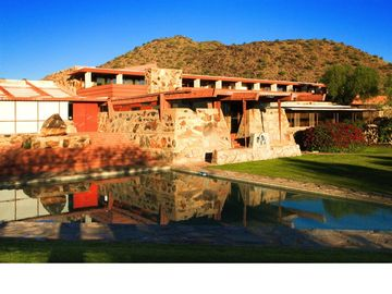 Experience the genius of Frank Lloyd Wright at Taliesin West in Scottsdale