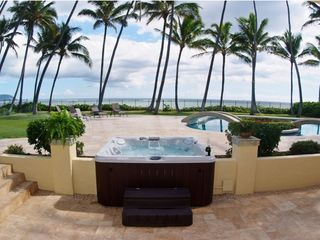 Kahala estate photo - Ocean View Jacuzzi