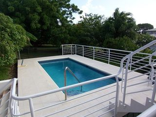 Paynes Bay apartment photo - Pool
