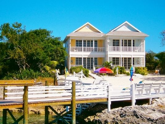 2 Three Bedroom Waterfront Homes Rented Homeaway