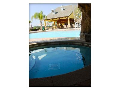 Paradise Palms house rental - RESORT JACUZZI