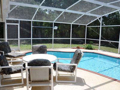 Doral Woods villa rental - Pool