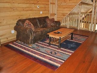 Woodstock lodge photo - Loft (Queen Sleeper Sofa)