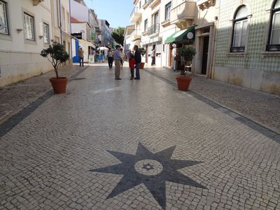 Ericeira apartment rental - Typical Street