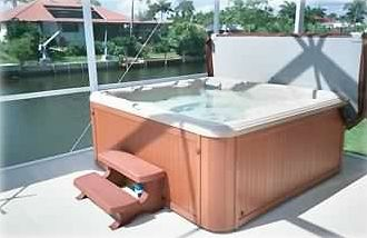6 person HOT TUB spa