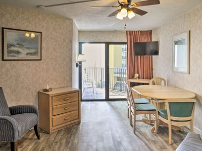 NEW! Renovated 1BR Myrtle Beach Condo -Ocean Views
