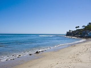 Malibu condo photo - A walk on the beach. What a wonderful way to spend a day...