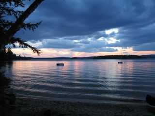 Wolfeboro cottage photo - Another Sunset