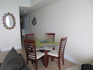 Tidewater Beach Resort condo photo - Dining Room Table