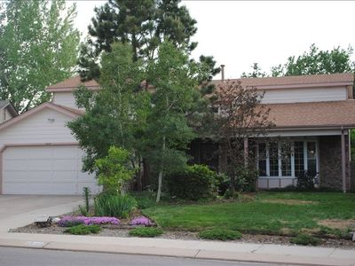 Come get away to this Colorado Springs home minutes away from attractions.