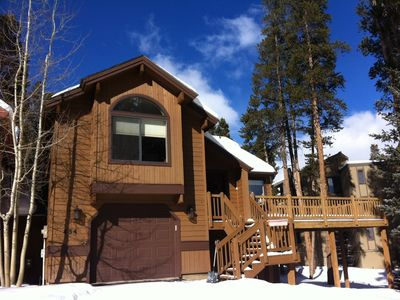 Beautiful home, great access to slopes and downtown - amazing!