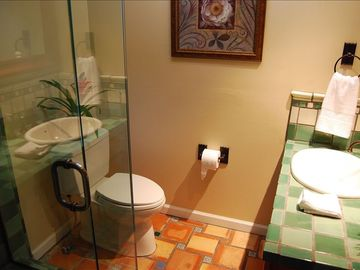 Upstairs Bathroom!