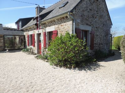 Bed and Breakfast to the chateau of La Roche Jagu, near Paimpol-Pontrieux