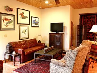 Santa Fe townhome photo - Another view of Living Area.