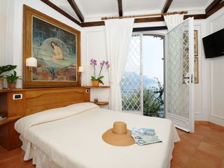 Amalfi villa photo - .