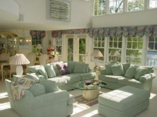 Moultonborough house photo - Living Room View 1