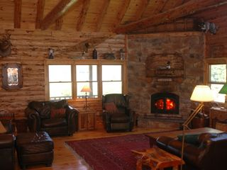 great room - Colton cottage vacation rental photo