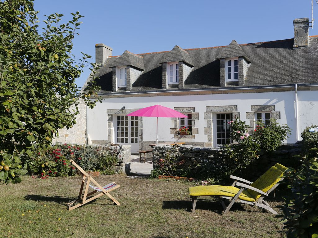 Nice house in primelin close to audierne homeaway for Tours of nice houses