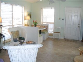 Sea Isle house photo - seating areas and additional dining off kitchen area, spacious and comfortable