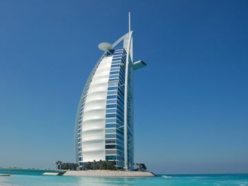 Dubai Burj Al Arab - 1 hour by car