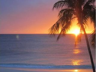 Grand Cayman condo photo - Stunning sunsets from our screened porch