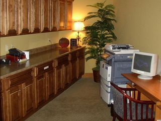 Branson cabin photo - Business Center Available