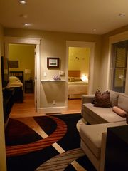 Looking toward the bedrooms - San Francisco apartment vacation rental photo
