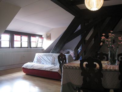 Colmar apartment rental