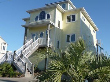 Surf City house rental - Lookout - street side