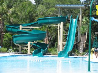 Kiawah Island villa photo - Night Heron Waterslide