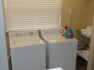 Hernando Beach house photo - Our Laundry room area. This area also has a water view!!