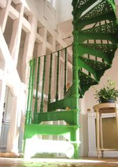 11th Arrondissement Bastille apartment photo - staircase