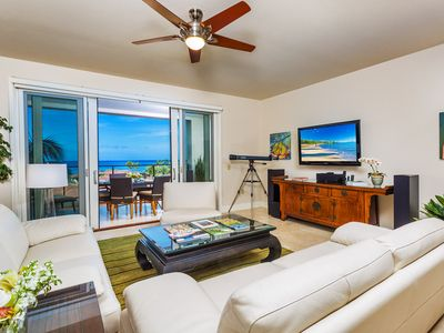 J305 Aqua Lani High-Floor Ocean View 3 Bed 3 Bath