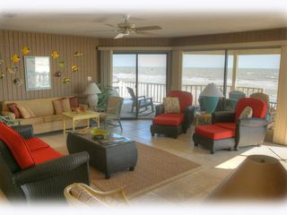 Gulf Shores house photo - View of Spacious Family Room