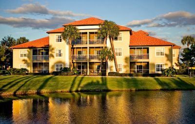 Port St. Lucie condo rental - Exterior of Units at the Sheraton PGA Vacation Resort