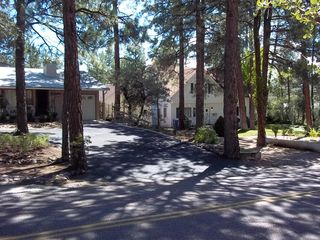 Prescott studio photo - Main driveway of main house.