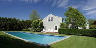 Bridgehampton house photo - Pool - very private