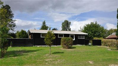 Cottage for 6 people close to the beach in Faxe