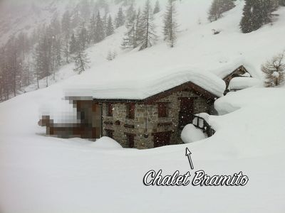 Bramito chalets in the heart of the Stelvio National Park